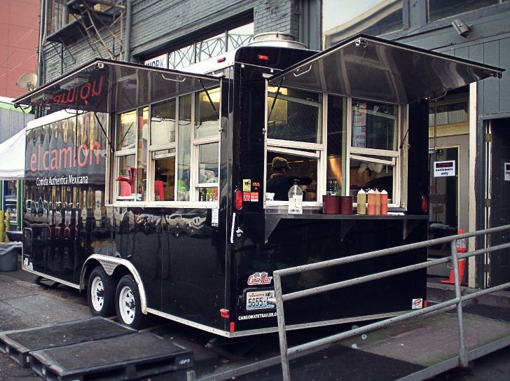 Seattle Mexican Food Truck